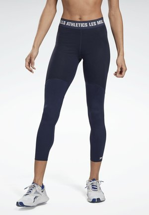 LES MILLS® PUREMOVE LEGGINGS - Leggings - blue