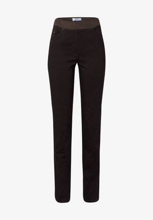 STYLE PAMINA - Slim fit jeans - brown