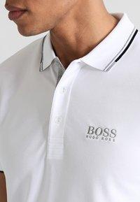 BOSS - PADDY PRO  - Poloshirt - training white - 3