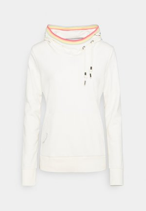 ERMELL - Hoodie - off white