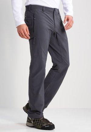 PANTS KOPER - Outdoor trousers - charcoal