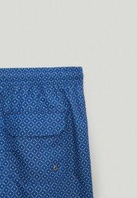 Massimo Dutti - Swimming trunks - blue - 6
