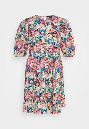 SOSSO DRESS - Denní šaty - multi-coloured