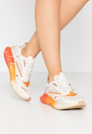 ZIG KINETICA HORIZON - Sneakers - alabas/utility beige/carote