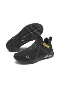 Puma - Trainers - black/gold - 3