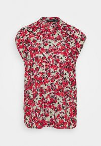Soaked in Luxury - Button-down blouse - multi cardinal - 0