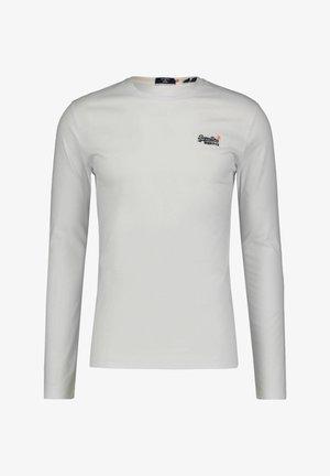 Long sleeved top - weiss (10)