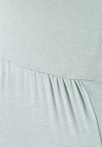 Anna Field MAMA - Overall / Jumpsuit /Buksedragter - light blue - 2