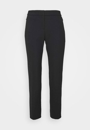 HEBINA - Trousers - black