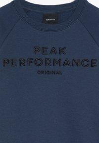 Peak Performance - Sweatshirt - decent blue - 4