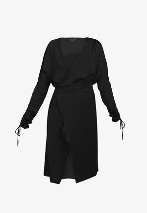 SOMMERMANTEL - Summer jacket - schwarz