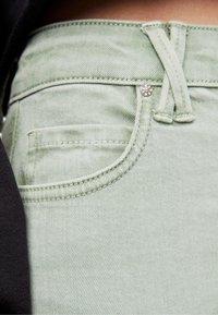 Bershka - Pantaloni cargo - green - 4