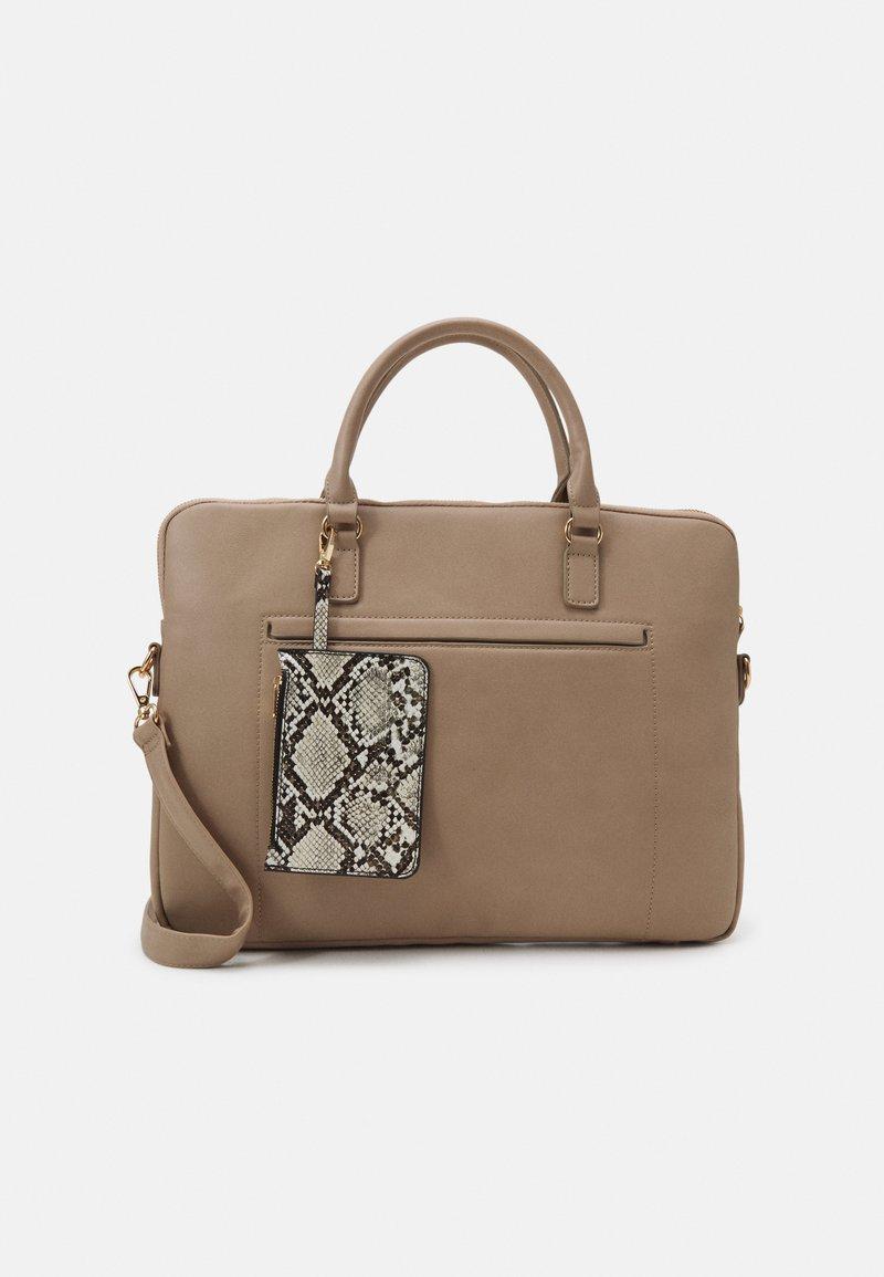 Even&Odd - Laptop bag - taupe