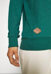Ragwear - NEREA - T-shirt à manches longues - dark green - 3