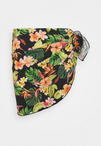 PAREO MOLOKAI - Beach accessory - multi-coloured/black