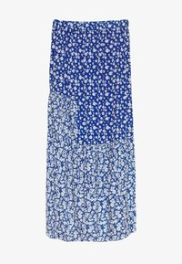 Thought - VERRONICA SKIRT - Maxi skirt - ultra marine blue - 1