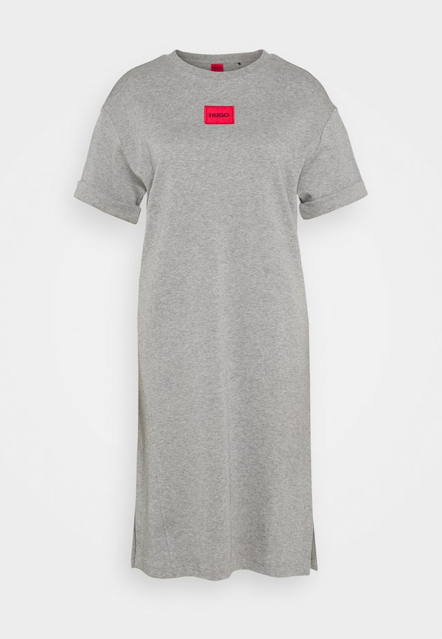 NEYLETE REDLABEL - Sukienka z dżerseju - grey melange