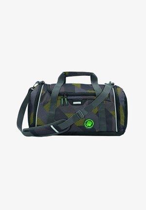 SPORTERPORTER - Sports bag - polygon bricks grey