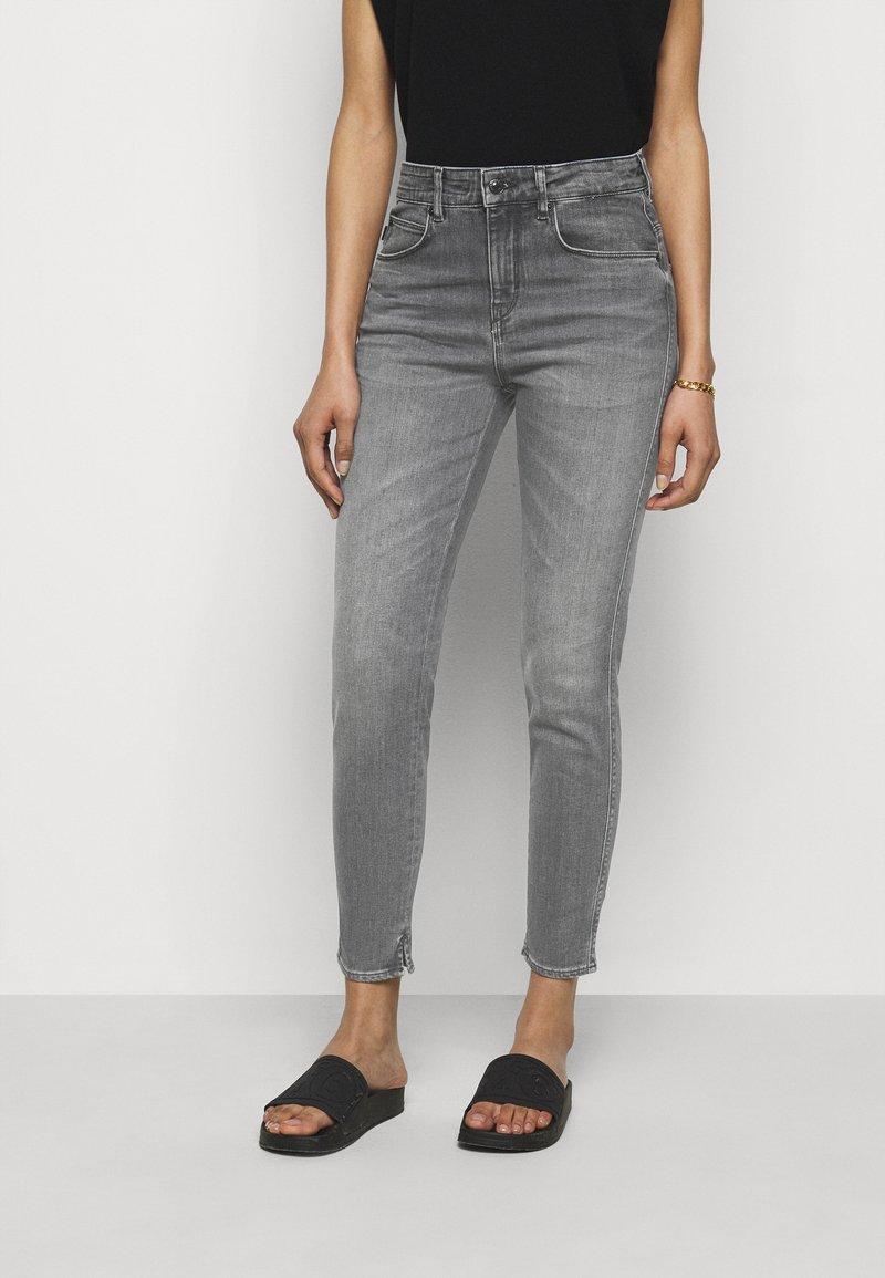 DRYKORN - WET - Jeans Skinny Fit - grau