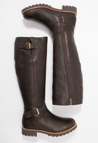 Panama Jack - AMBERES IGLOO TRAVELLING - Vysoká obuv - marron/brown - 3