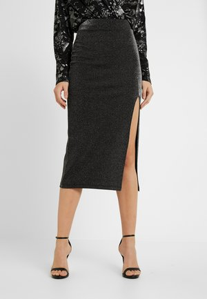 ALYX - Blyantnederdel / pencil skirts - black/silver