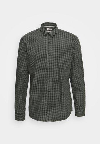 COO MINI CHECK - Shirt - black