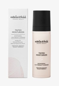 Estelle & Thild - BIOMINERAL TINTED MOISTURIZER - Tinted moisturiser - light - 0