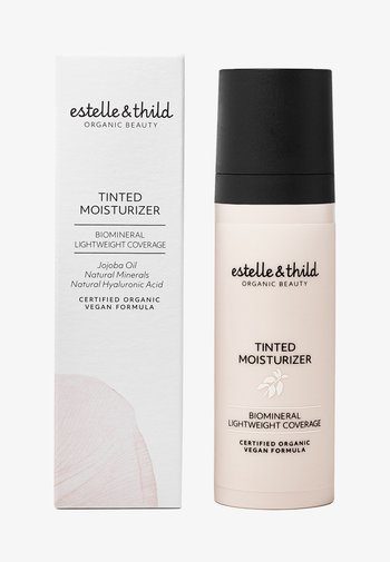 BIOMINERAL TINTED MOISTURIZER - Tinted moisturiser - light