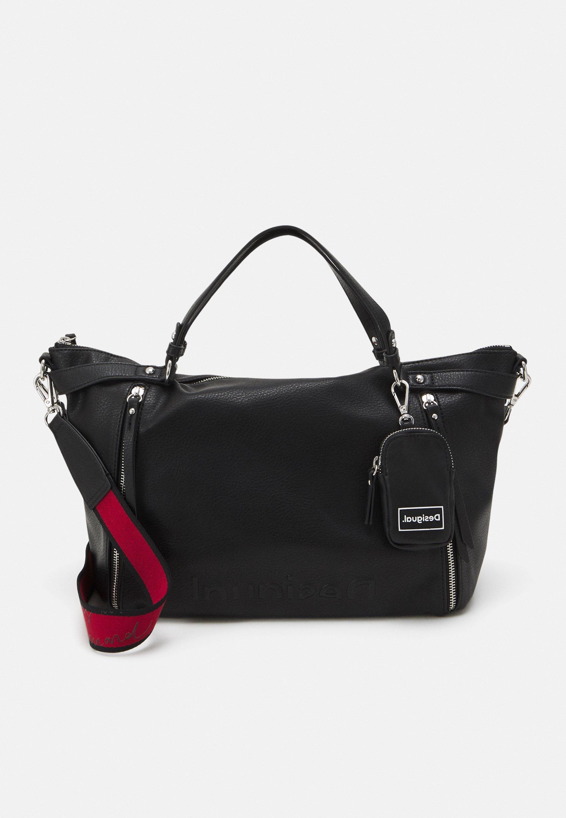 Women BOL EMBOSSED HALF LIBIA - Handbag
