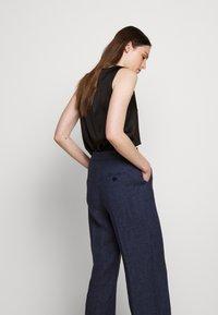 WEEKEND MaxMara - RAGUSA - Kalhoty - blau - 3