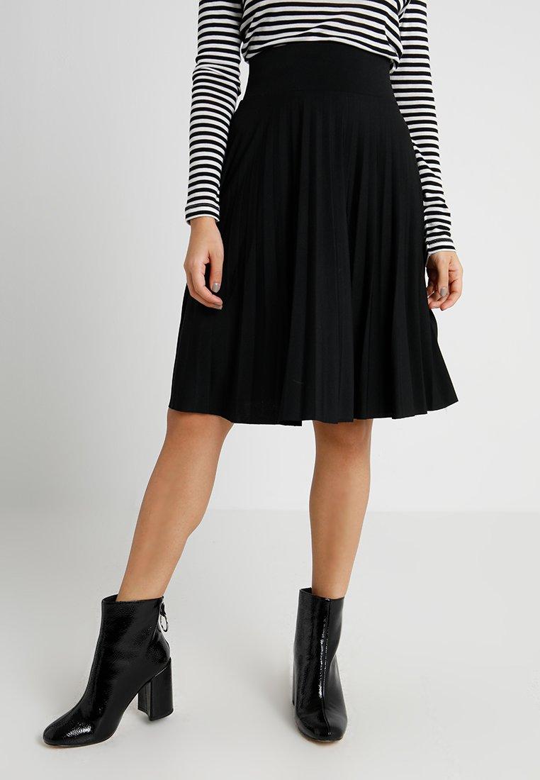 Anna Field Petite - Jupe trapèze - black
