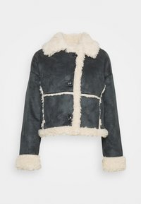 BDG Urban Outfitters - JACKET - Light jacket - charcoal - 4