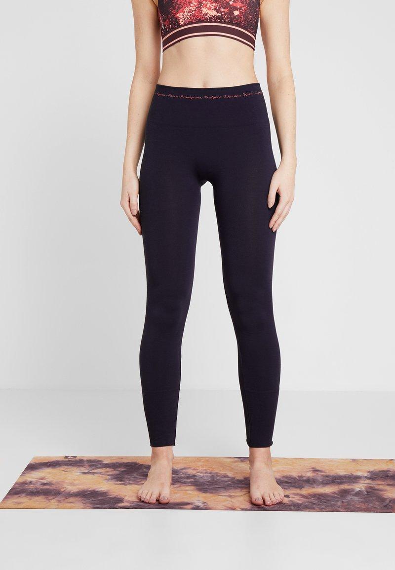 Yogasearcher - ASANA - Legging - topaze