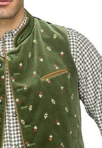 Stockerpoint - CALZADO - Waistcoat - green - 1
