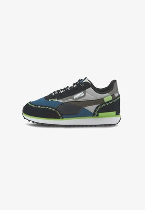 FUTURE RIDER CITY ATTACK  - Trainers - digi-blue-gray violet