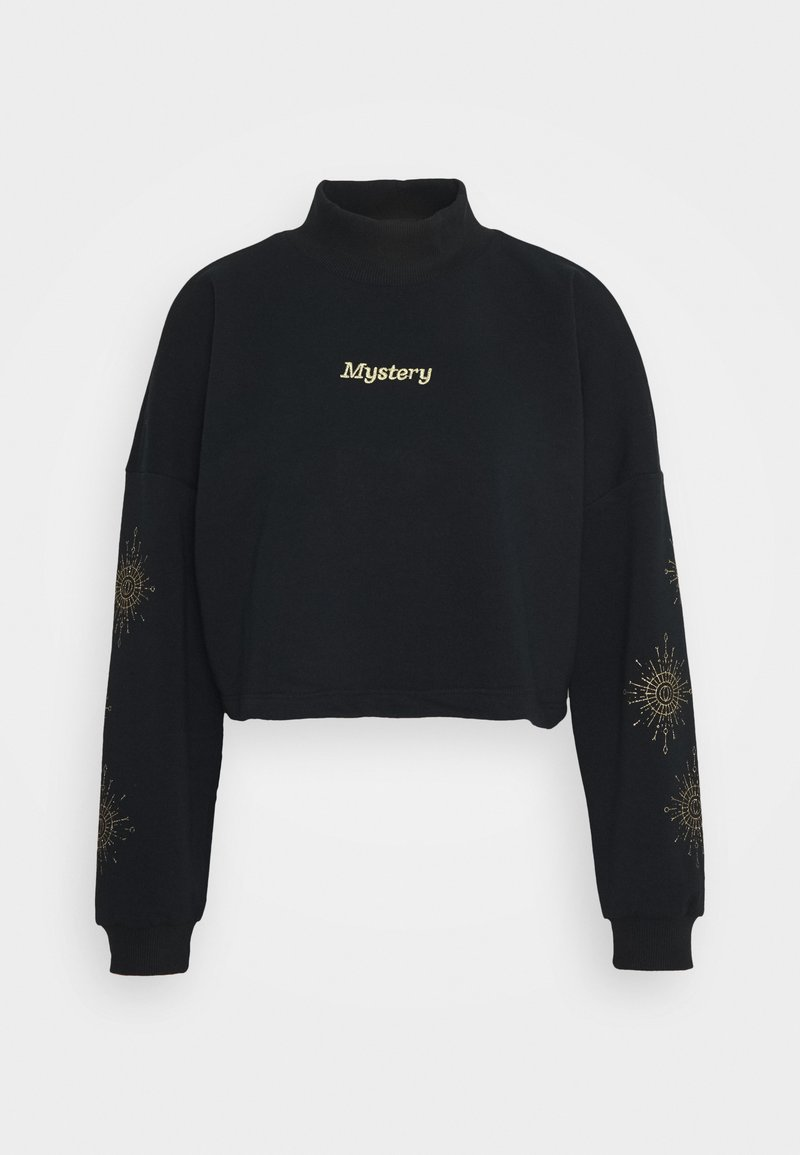Trendyol - Sweatshirt - black