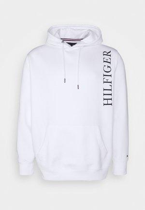 HOODY - Hoodie - white