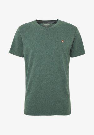 JPRFRANK - Basic T-shirt - dark forest