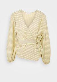 Mykke Hofmann - LINN 2-IN-1 - Maxi dress - sand beige - 2