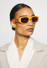 Versace - UNISEX - Sunglasses - orange - 3