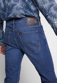 Lee - MALONE - Jeans slim fit - dark ely - 6