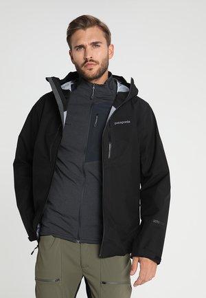 TRIOLET  - Hardshell jacket - black