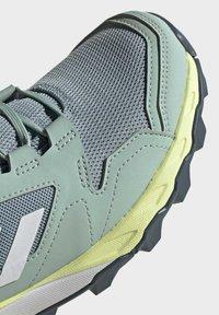 adidas Performance - TERREX AGRAVIC TR TRAIL RUNNING SHOES - Trail running shoes - blue - 7