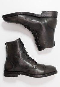 ALDO - GURNARD - Snørestøvletter - black - 1