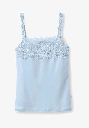 COMPOSTABLE - Undershirt - tempest blue