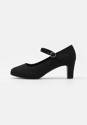 Classic heels - black