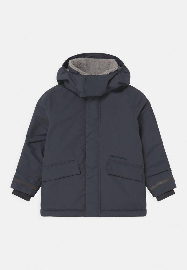 OSTRONET UNISEX - Zimní bunda - dark blue