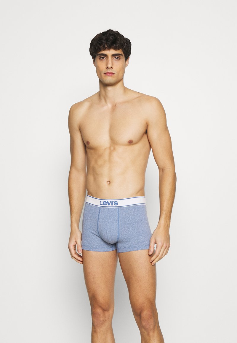 Levi's® - MEN TRUNK VINTAGE HEATHER 2 PACK - Panties - light blue