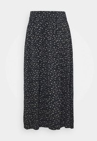 Moss Copenhagen - EANE SKIRT - A-line skirt - black - 0