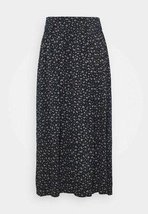 EANE SKIRT - A-line skirt - black